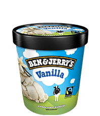 Vanilla Original Ice Cream Pints