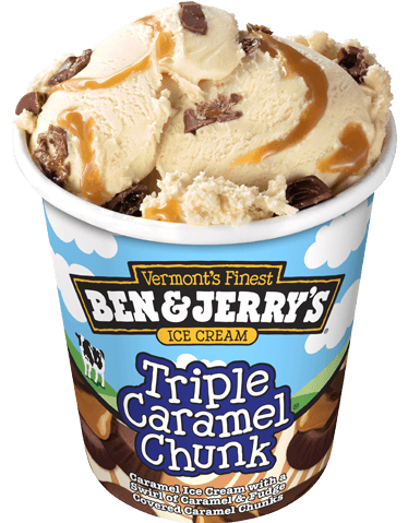 Triple Caramel Chunk Pint